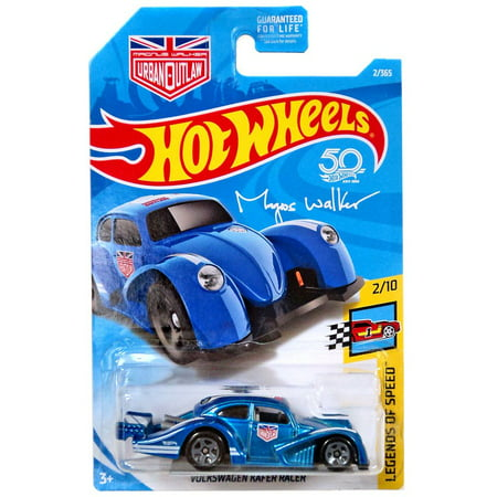 Hot Wheels Legends of Speed Volkswagen Kafer Racer Die-Cast Car