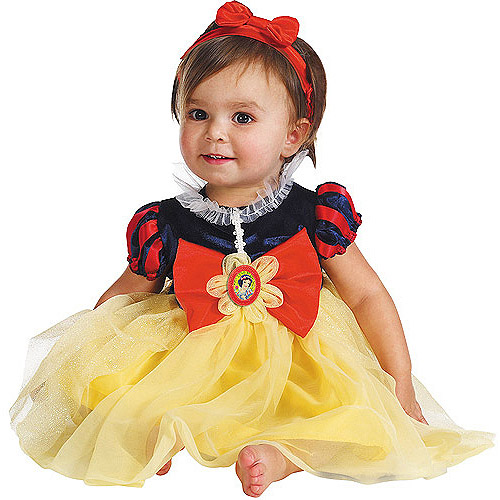 Infant Snow White My First Disney Costume by Disguise 44974