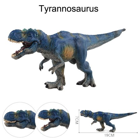 Mosunx Tyrannosaurus Rex Dinosaur Figure Action Animal Model Toy Kids - T Rex Model
