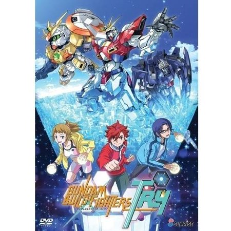 Gundam Build Fighters  Try   The Complete Collection