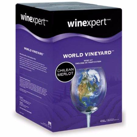 Chilean Merlot (World Vineyard)