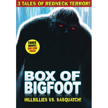 Box of Bigfoot: Hillbillies vs. Sasquatch (DVD)