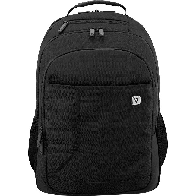 "V7 CBP16-BLK-9N Professional Laptop Backpack 16"" Black"