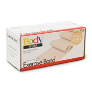 Body Sport Exercise Bands 6 Yd Rolls