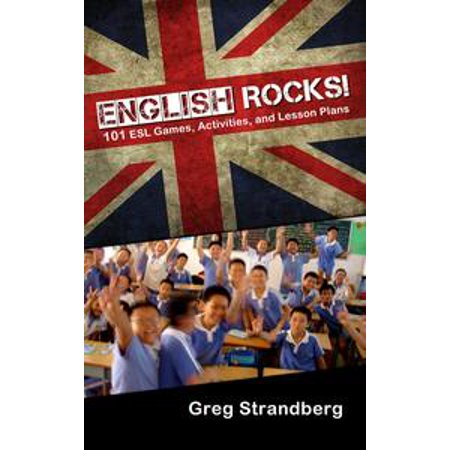 English Rocks! 101 ESL Games, Activities, and Lesson Plans - eBook - Halloween High School English Lesson Plans