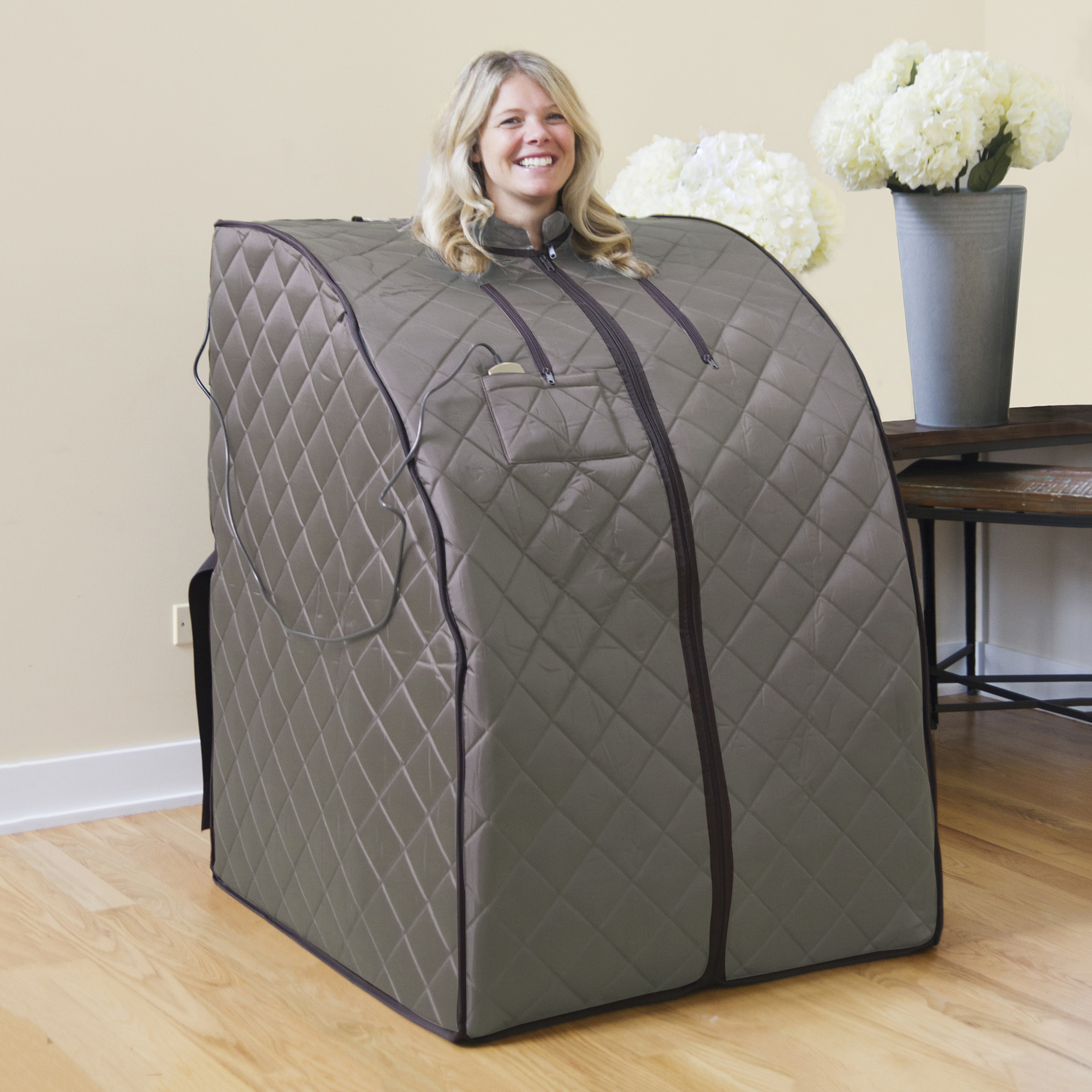 Radiant Saunas Rejuvenator Portable Sauna by Blue Wave
