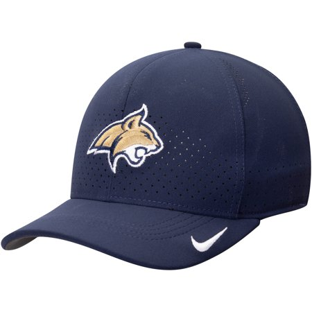 Montana State Bobcats Nike Sideline Coaches Classic 99 Flex Hat - Navy - OSFA