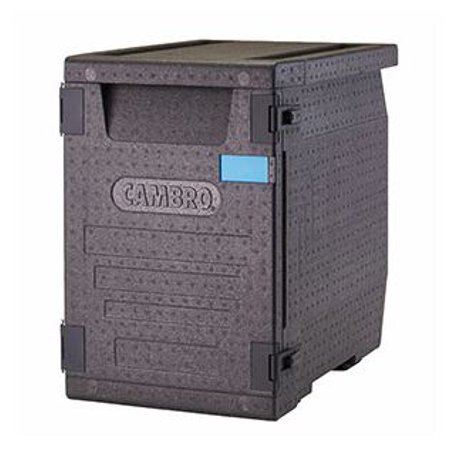 Cambro GoBox EPP400 Insulated Front Loader Food Carrier | Sold Individually