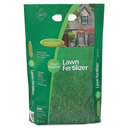 The Andersons 16-Pound Green Thumb Lawn Fertilizer, Contr...
