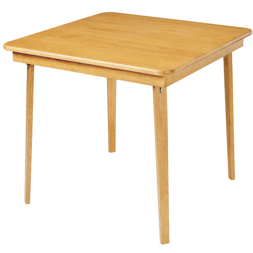 Stakmore Company, Inc. 32'' Square Folding Cards Table