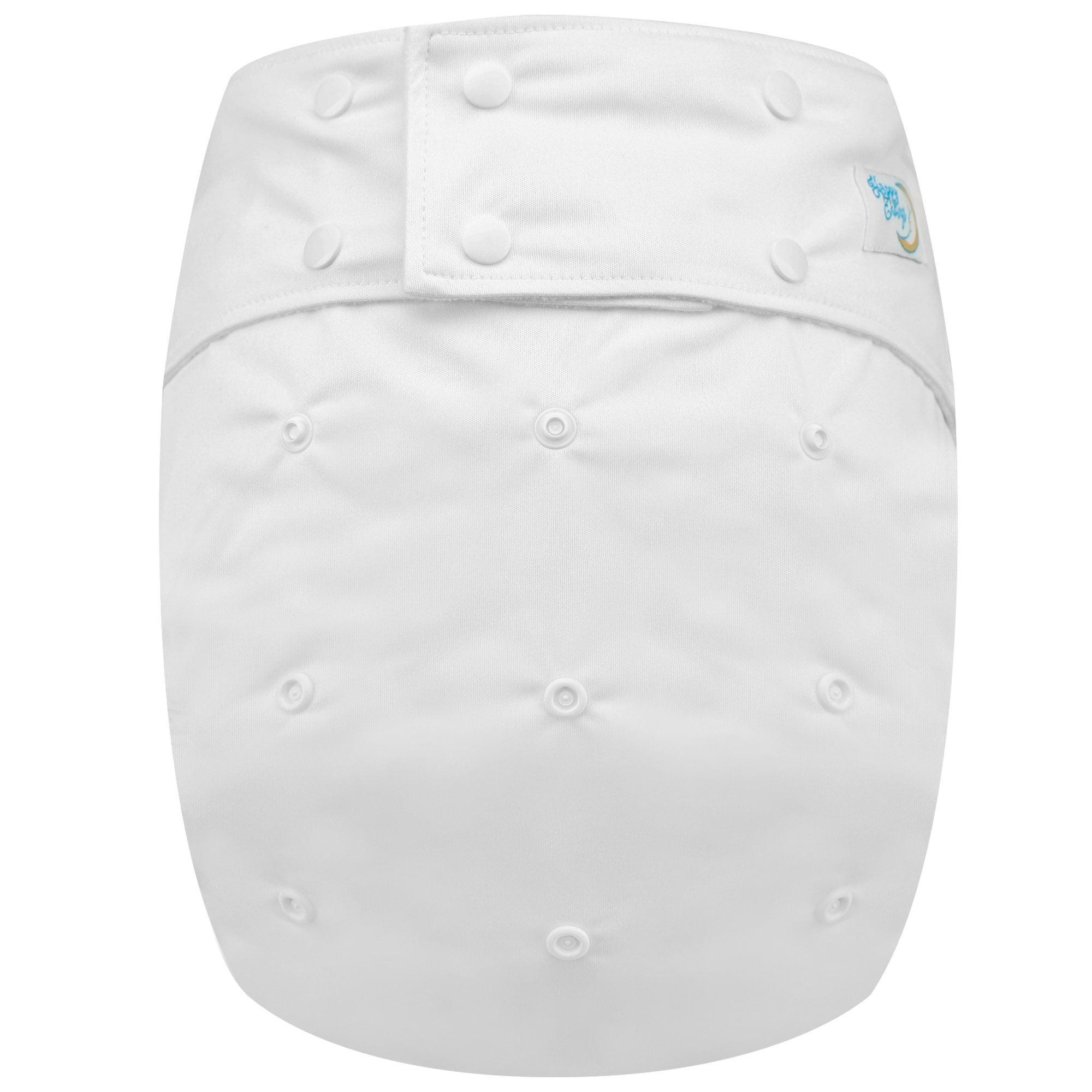 Happy Endings Teen / Adult Reusable Incontinence Cloth Diaper (White) -  Walmart.com