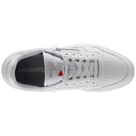 47e10406cc5 Reebok - Reebok 9771  Men s Classic Leather Fashion White Light Grey  Sneaker (14 D(M) US Men) - Walmart.com