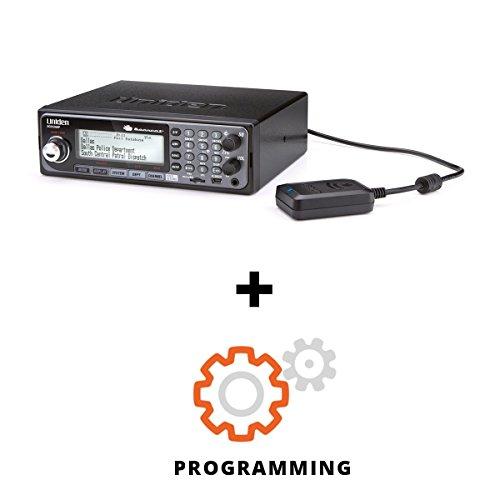 Uniden BCD536HP Base Mobile PROGRAMMED Phase II Digital Scanner by Uniden
