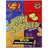 Jelly Belly BeanBoozled Jelly Belly Beans 1.6 oz box 3 boxes by Jelly Belly