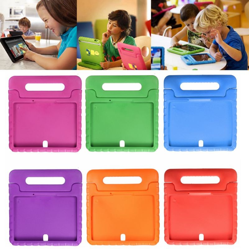Kids Shock Proof Protective Case EVA Foam Handle Stand Cover for Galaxy Tab S-10.5""