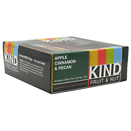 Kind Snacks Kind Fruit ; Nut - Apple Cinnamon ; Pecan - 1...