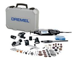 Dremel 4000-6 50 1.6 Amp Corded Variable Speed High Performance Rotary Tool with 50... by Dremel
