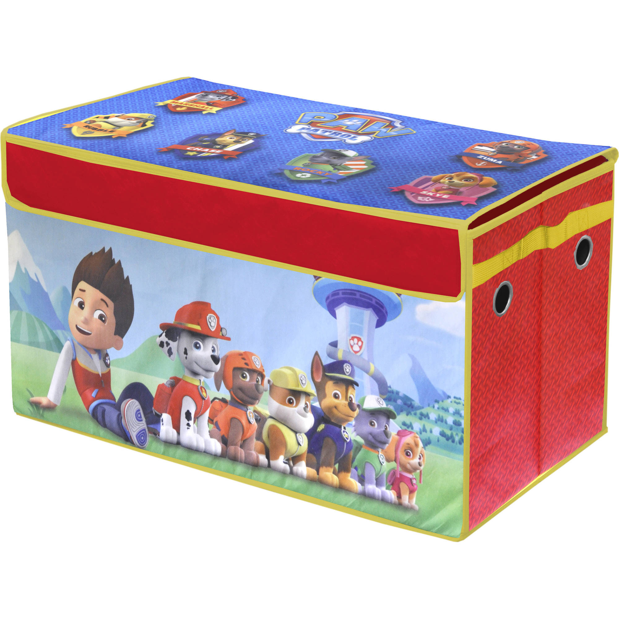 Nickelodeon PAW Patrol Oversized Collapsible Storage Trunk