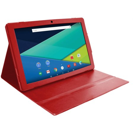 """Visual Land 13.3"""" IPS QuadCore Tablet 64GB Metal Back includes Custom Case, Android 5.1 Lollipop"""