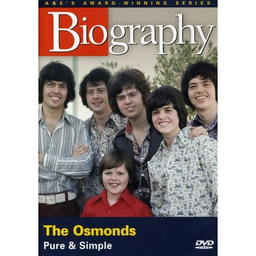 Osmonds: A&E Biography