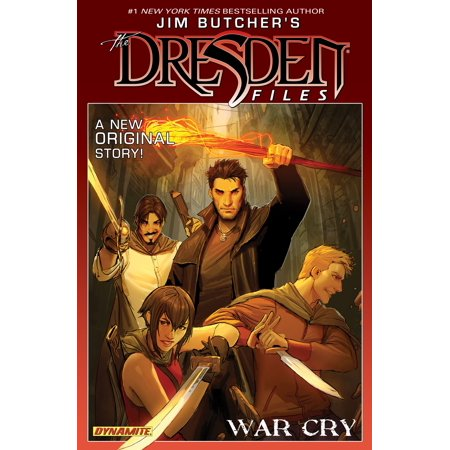 Jim Butcher's The Dresden Files: War Cry - eBook