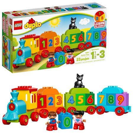 LEGO DUPLO My First Number Train 10847 (23 Pieces)](Building Toys For 7 Year Olds)