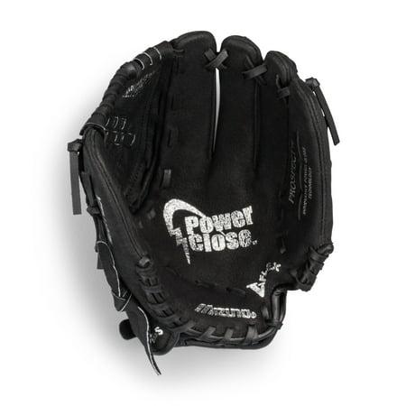 "Mizuno 10.75"" Prospect Series Youth Baseball Glove, Left Hand Throw"