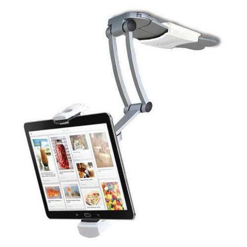 CTA DIGITAL PAD-KMS 2-in-1 Kitchen Mount/Stand for Tablets G2008286