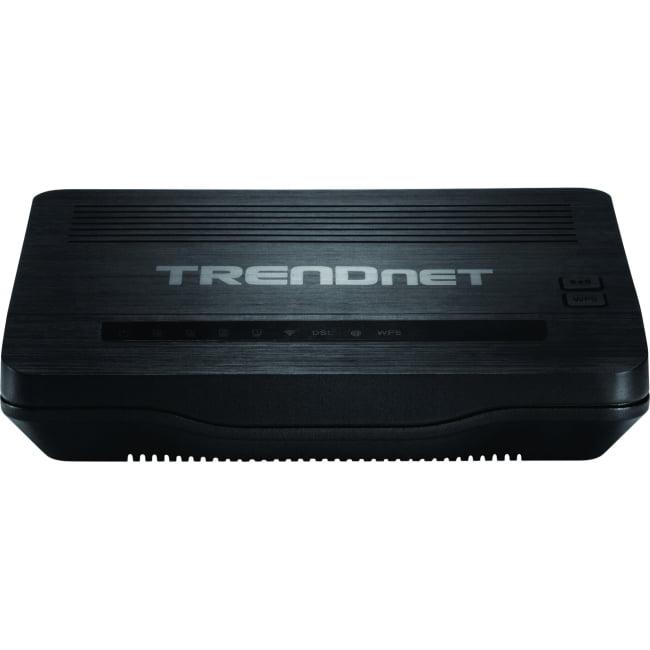 Trendnet N150 Wireless ADSL 2+ Modem Router TEW-721BRM