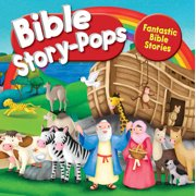 Fantastic Bible Stories : 3 Amazing Stories
