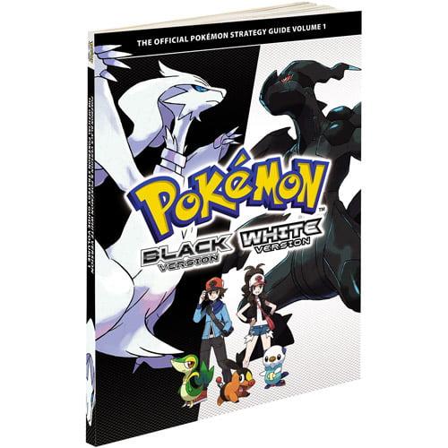 Pokemon Black & White Guide V1 (Paperback)