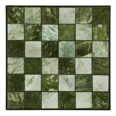 12 in. x 12 in. Jade Small Tile Stepping Stone