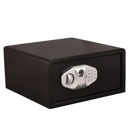 Gymax Biometric Fingerprint Digital Electronic Safe Box Keypad -