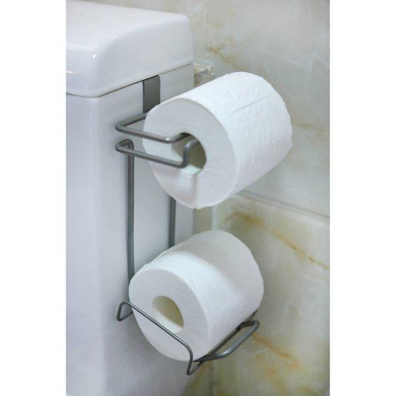 Bathsense Over the Tank Toilet Paper Dispenser - Walmart.com