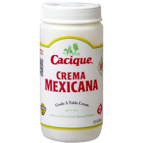 how to use crema mexicana