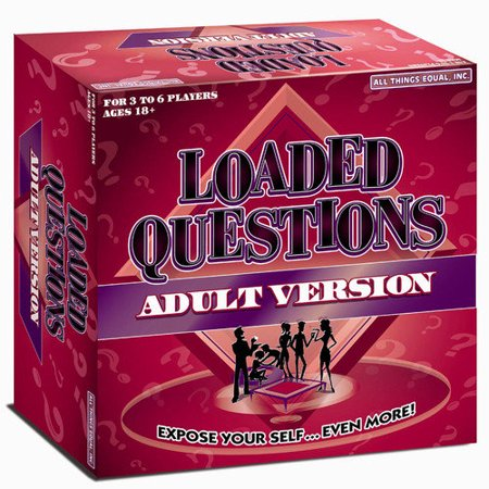 Loaded Questions Adult Version 70