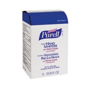 Gojo NXT  Purell  Instant Hand Sanitizer Refills - 1000ml / 4 per Pack (Set of 4)