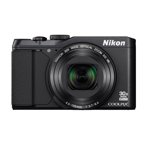 Nikon COOLPIX S9900 Digital Camera with 16 Megapixels and 30x Optical Zoom