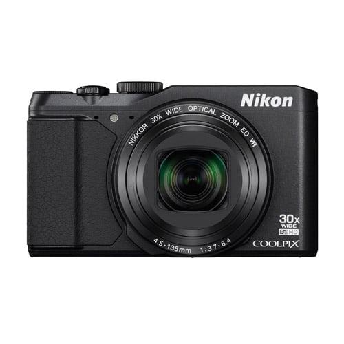 Nikon COOLPIX S9900 Digital Camera with 16 Megapixels and 30x Optical Zoom