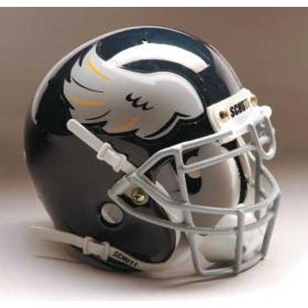 Rice Owls 1997-2005 Throwback Schutt Mini Helmet