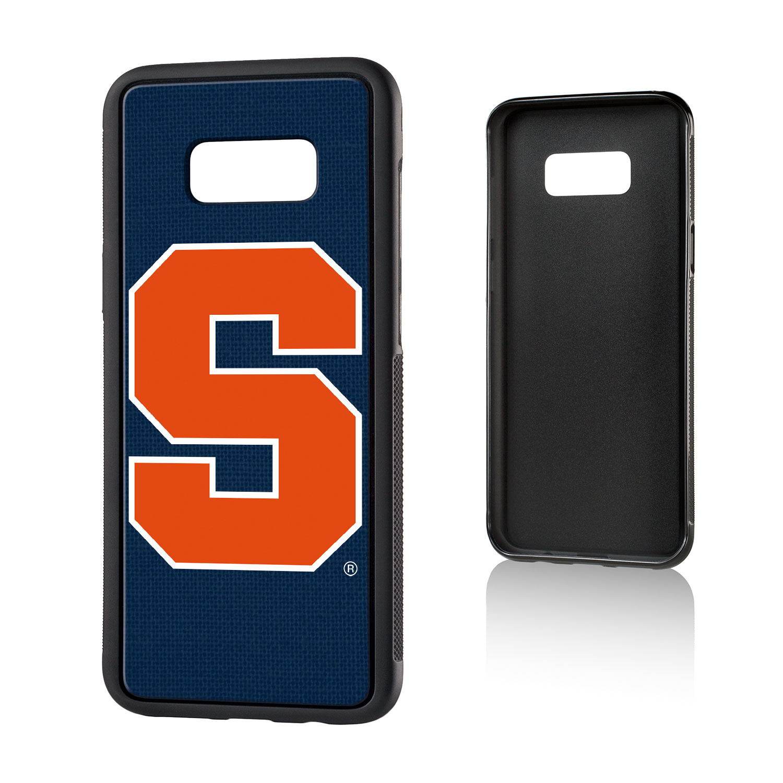 Orange Orange Solid Bump Case for Galaxy 8+