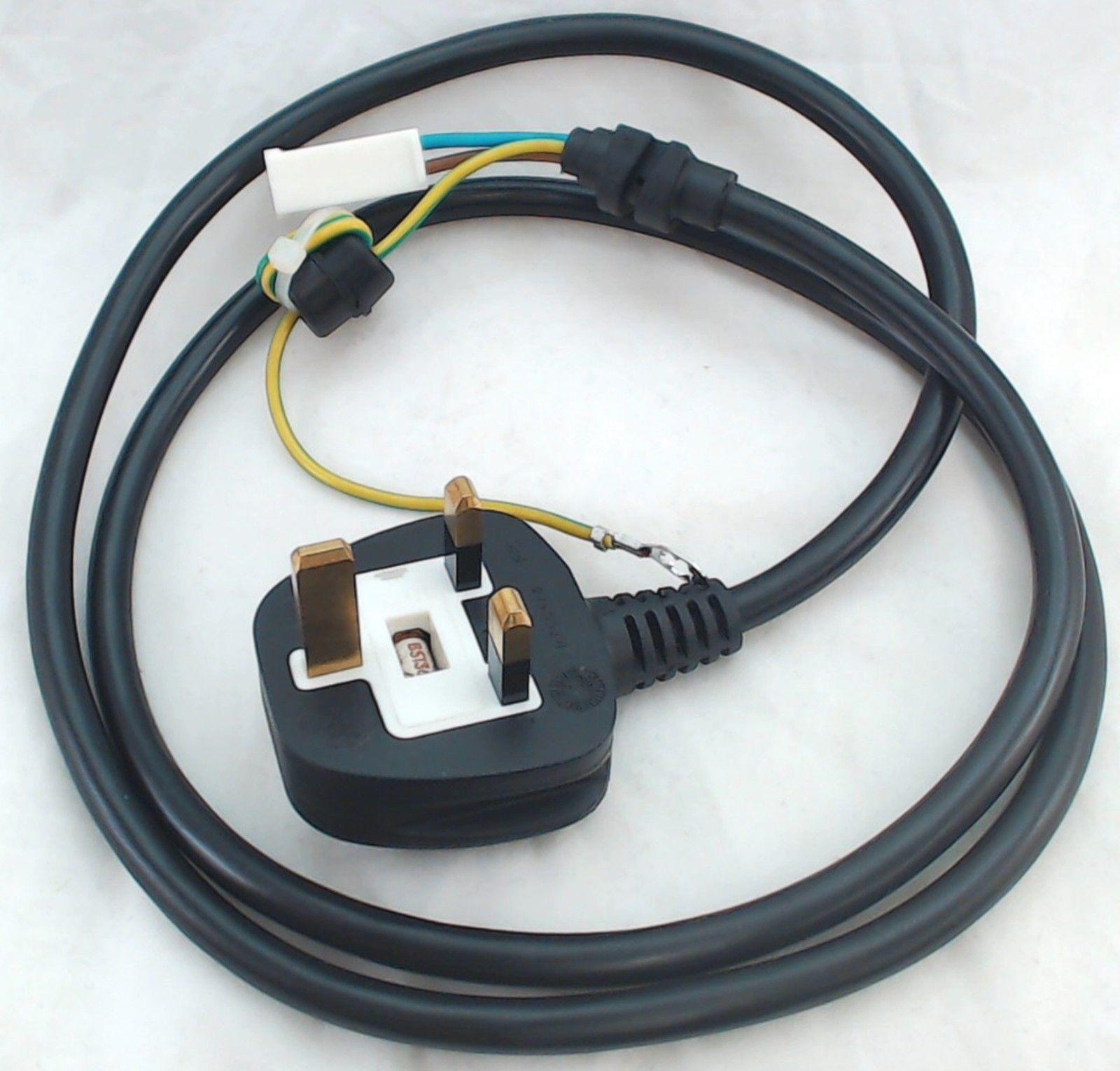 W10419451, Black Power Cord fits Whirlpool KitchenAid Stand Mixer