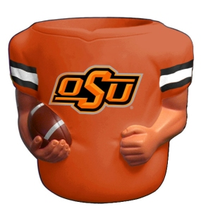 Oklahoma State Cowboys Jersey Can Cooler