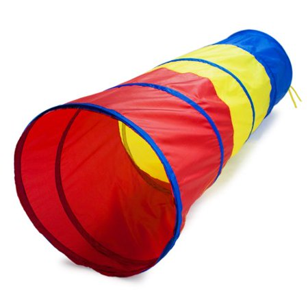 6 Foot Multi-Color Children's Exploration Pop-Up Tunnel by K-Roo Sports - image 1 de 1