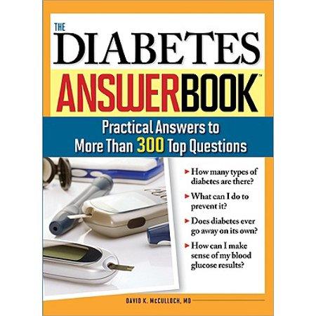 Diabetes Answer Book, The