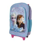 Frozen Boys/Girls Believe In The Journey Travel Trolley Backpack