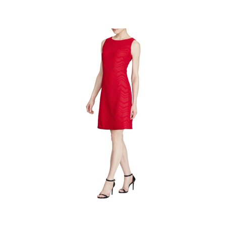 American Living Womens Special Occasion Jacquard Cocktail Dress