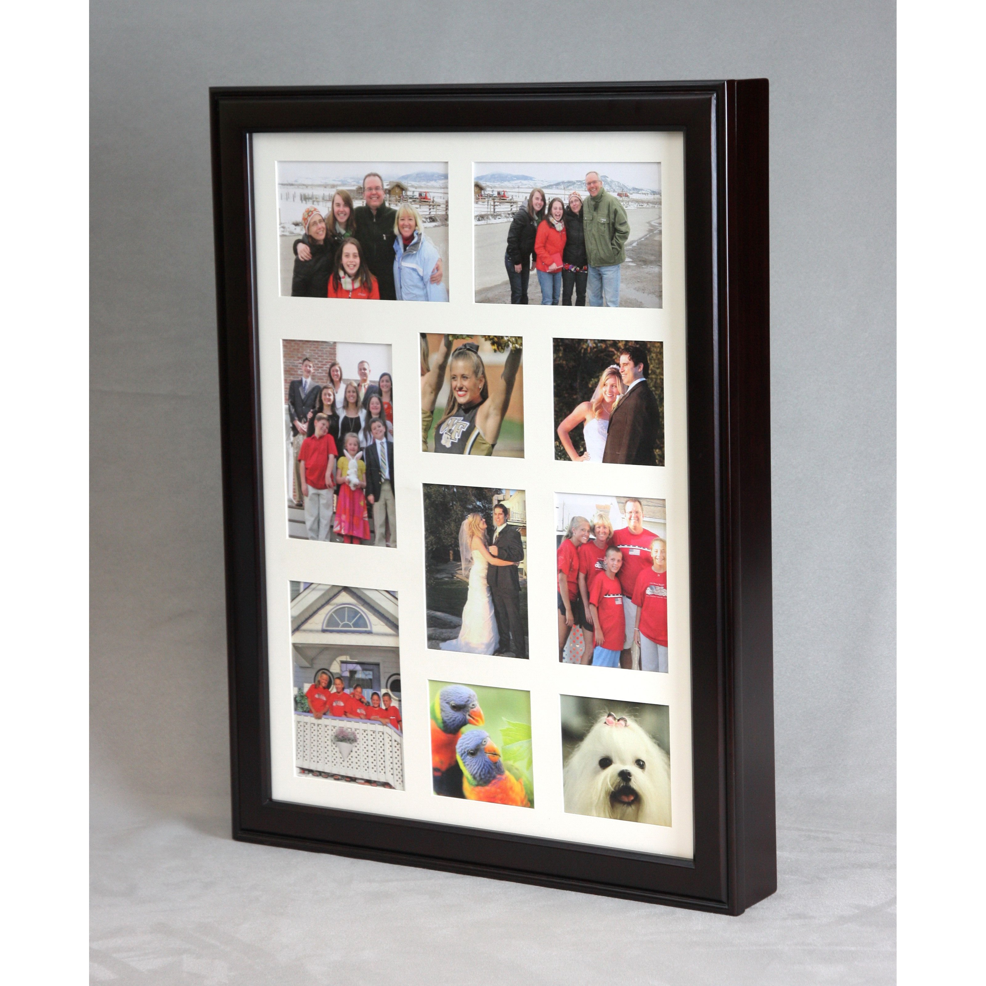 Photo Frame Wooden Jewelry Box - 16.5W x 22H in.