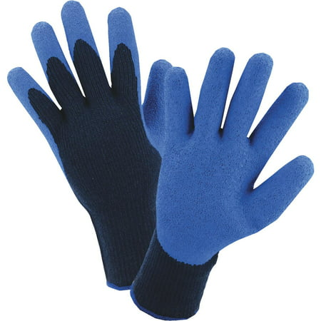 West Chester Xl Wntr Latex Ctd Glove