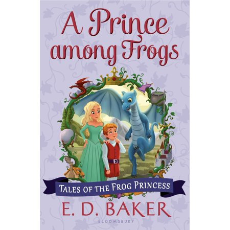 A Prince among Frogs (Frog Prince Fairy Tale)